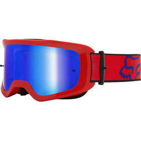 Fox Main Oktiv Spark Goggles Heren, fluorescent red